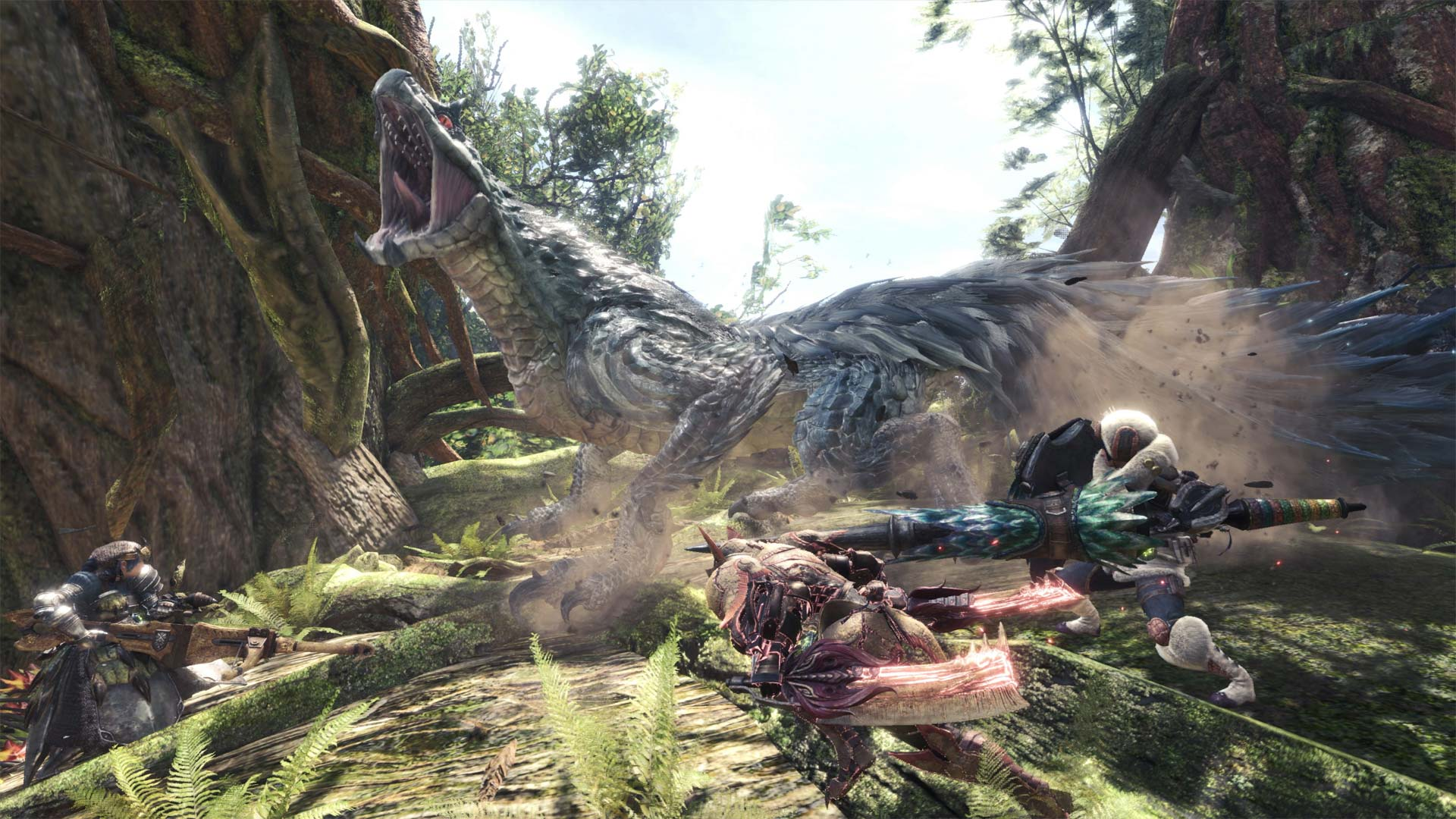 Monster Hunter World Xbox Screenshot