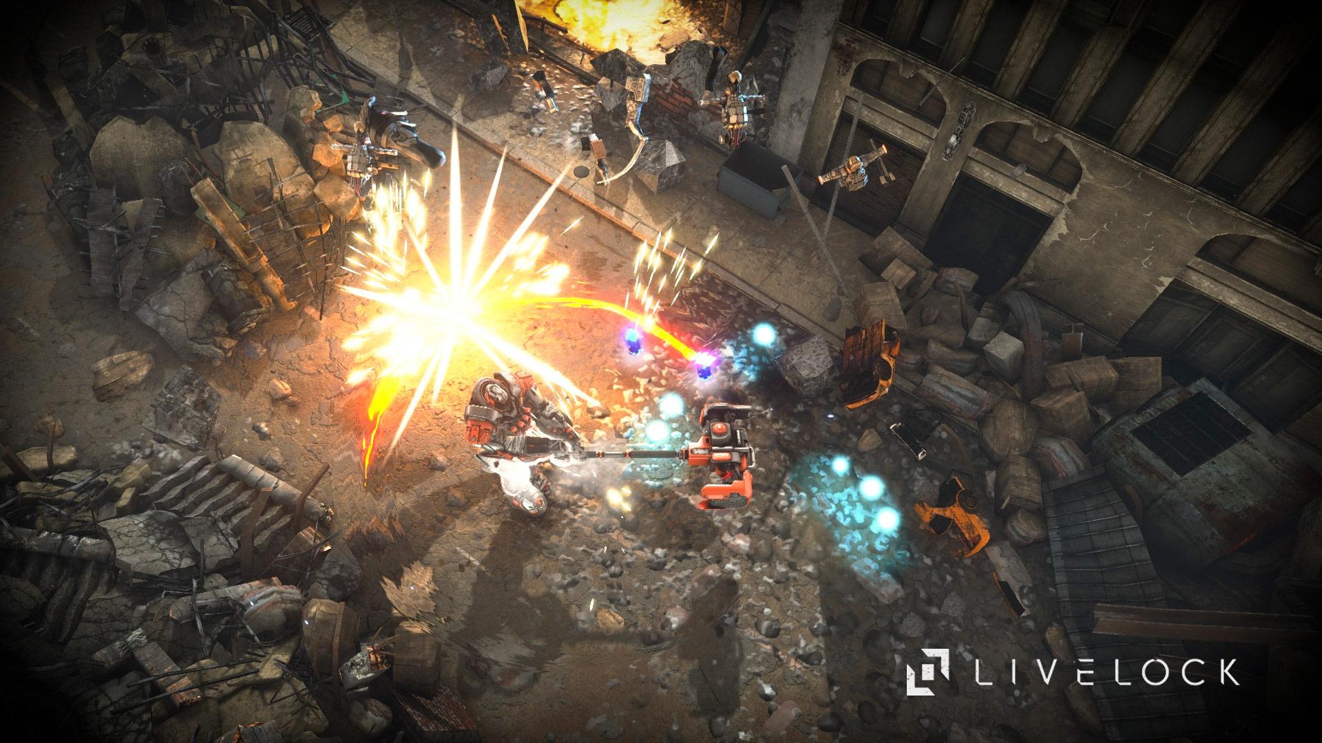 Livelock Xbox Screenshot