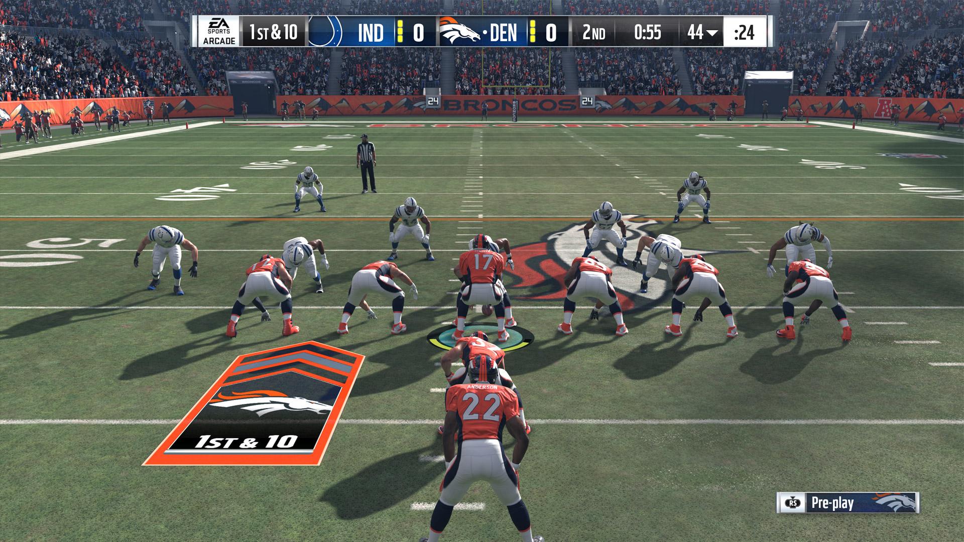Madden NFL 18 Xbox Original Xbox One