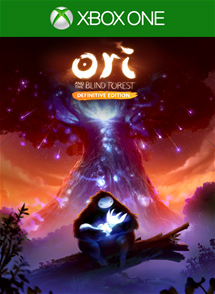 Ori and the Blind Forest: Definitive Edition Xbox One Box Art