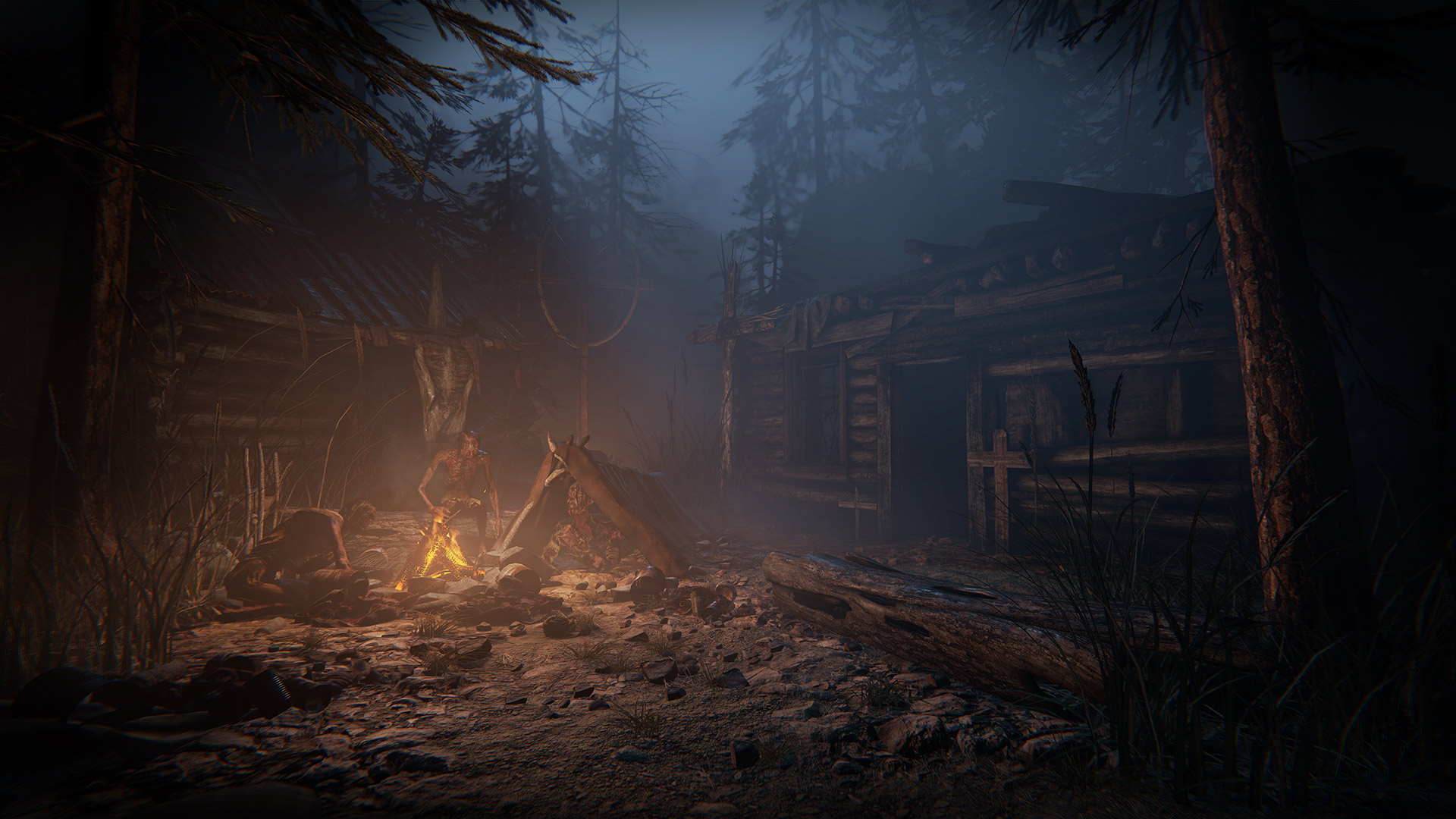 Outlast 2 Forest Screenshot