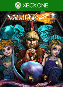 Pinball FX2 Box Art