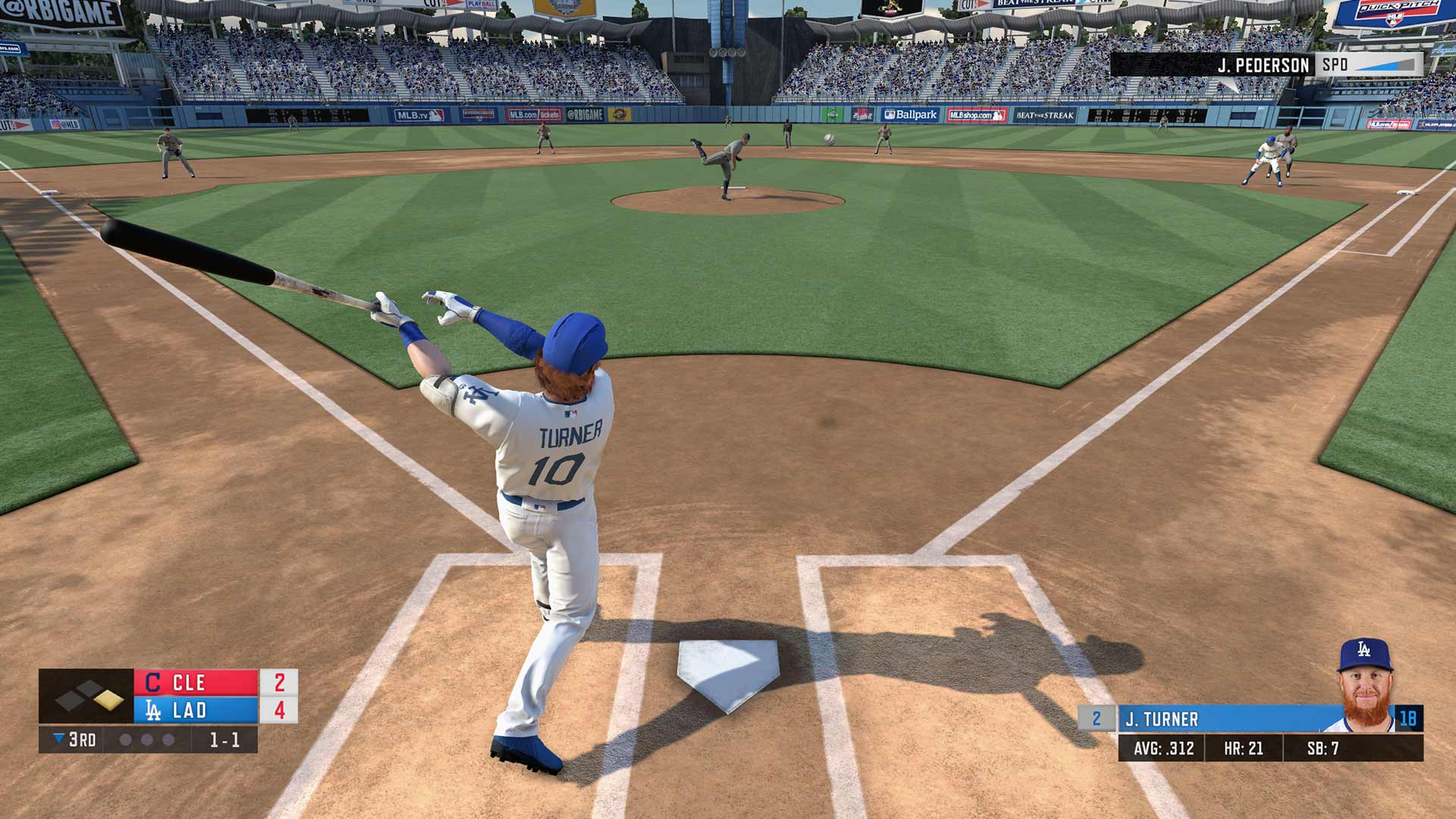 RBI Baseball 19 Review Xbox Wallpaper Screenshot