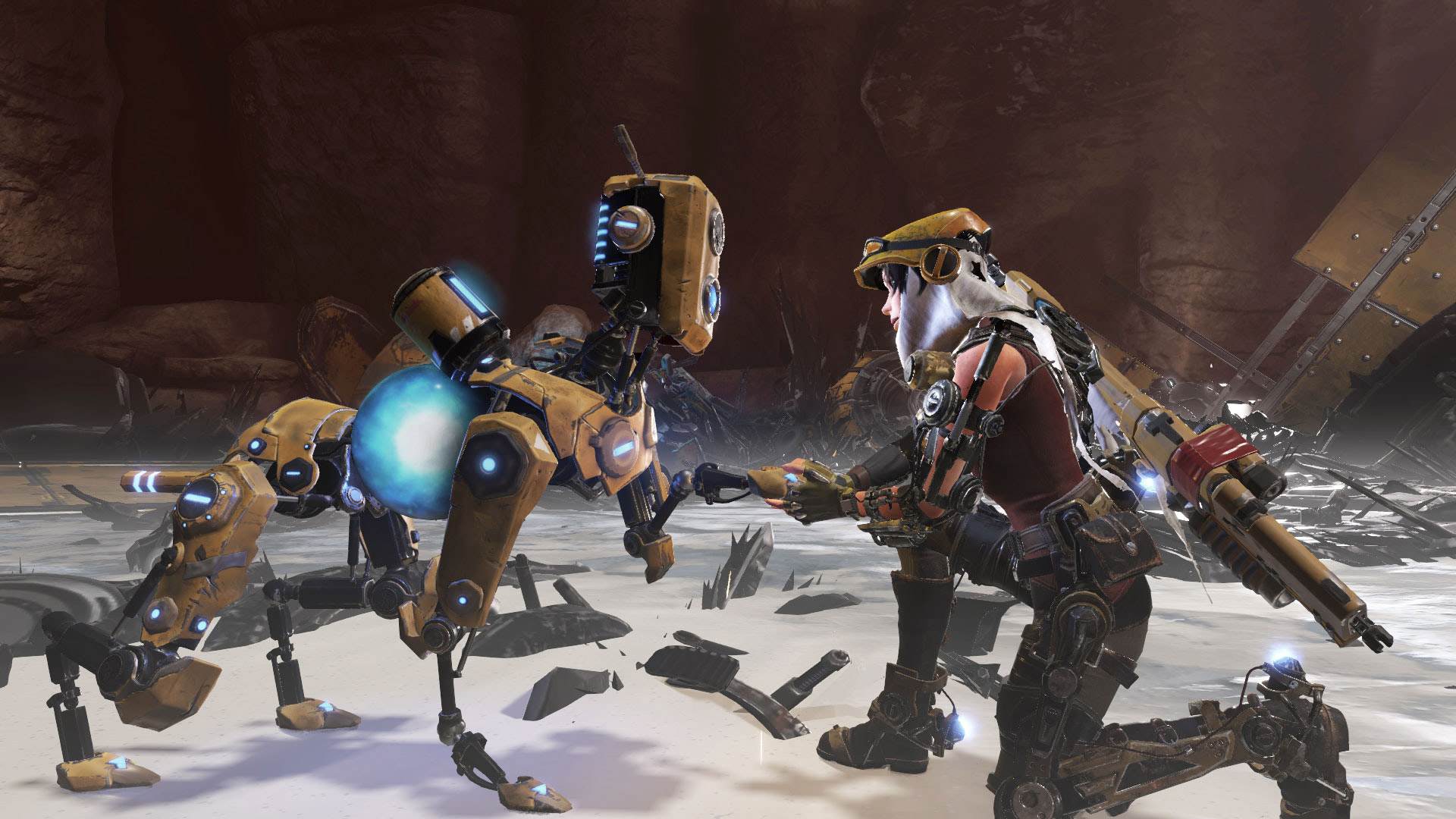 ReCore Xbox One X Install Size Screenshot