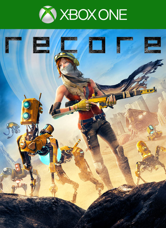 ReCore Xbox One Box Art