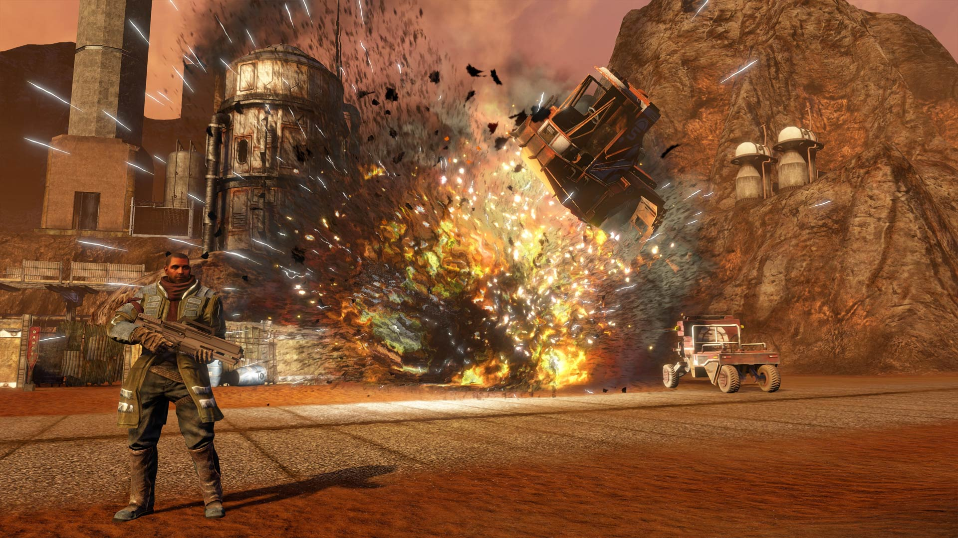 Guerilla Re-Mars-tered Xbox Screenshot