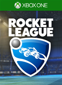 Rocket League Xbox One Box Art