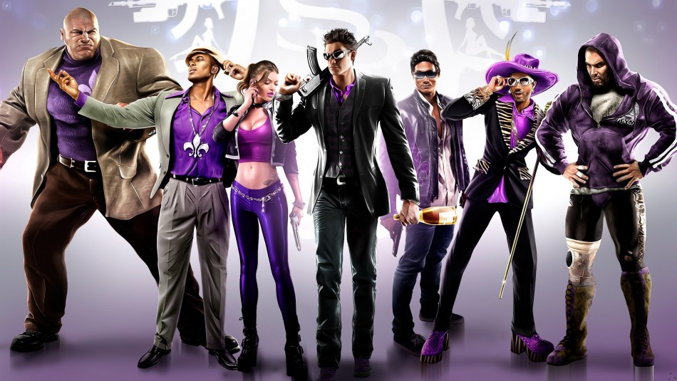 Saints Row 2 Xbox One Screenshot