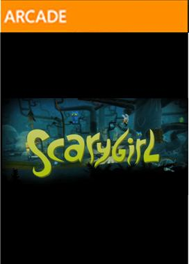 ScaryGirl Box Art