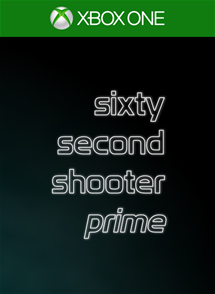 Sixty Second Shooter Prime Box Art