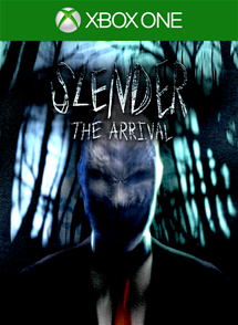 Slender: The Arrival Xbox One Box Art