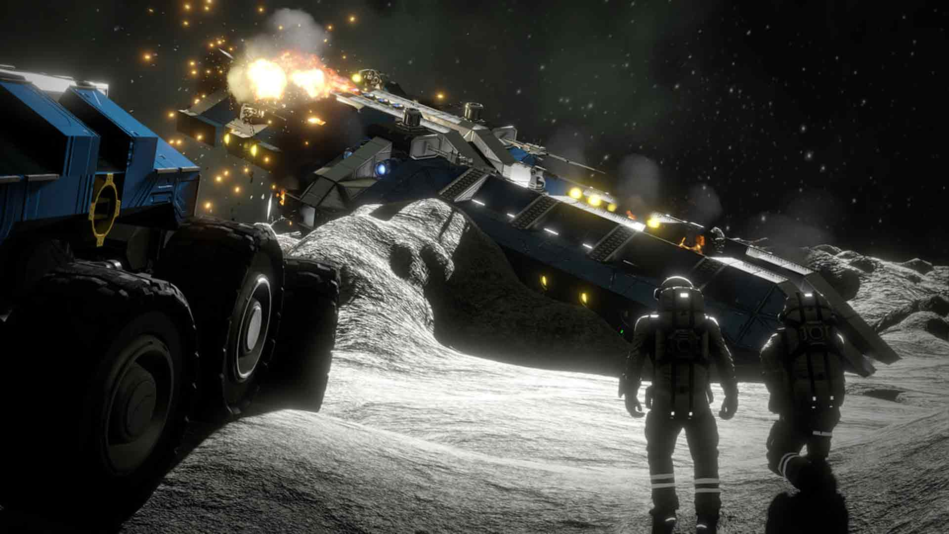 Space Engineers Xbox One Screenshot