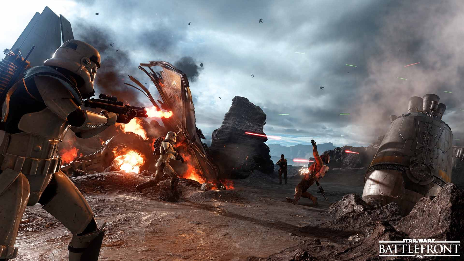 Star Wars Battlefront Season Pass Announced