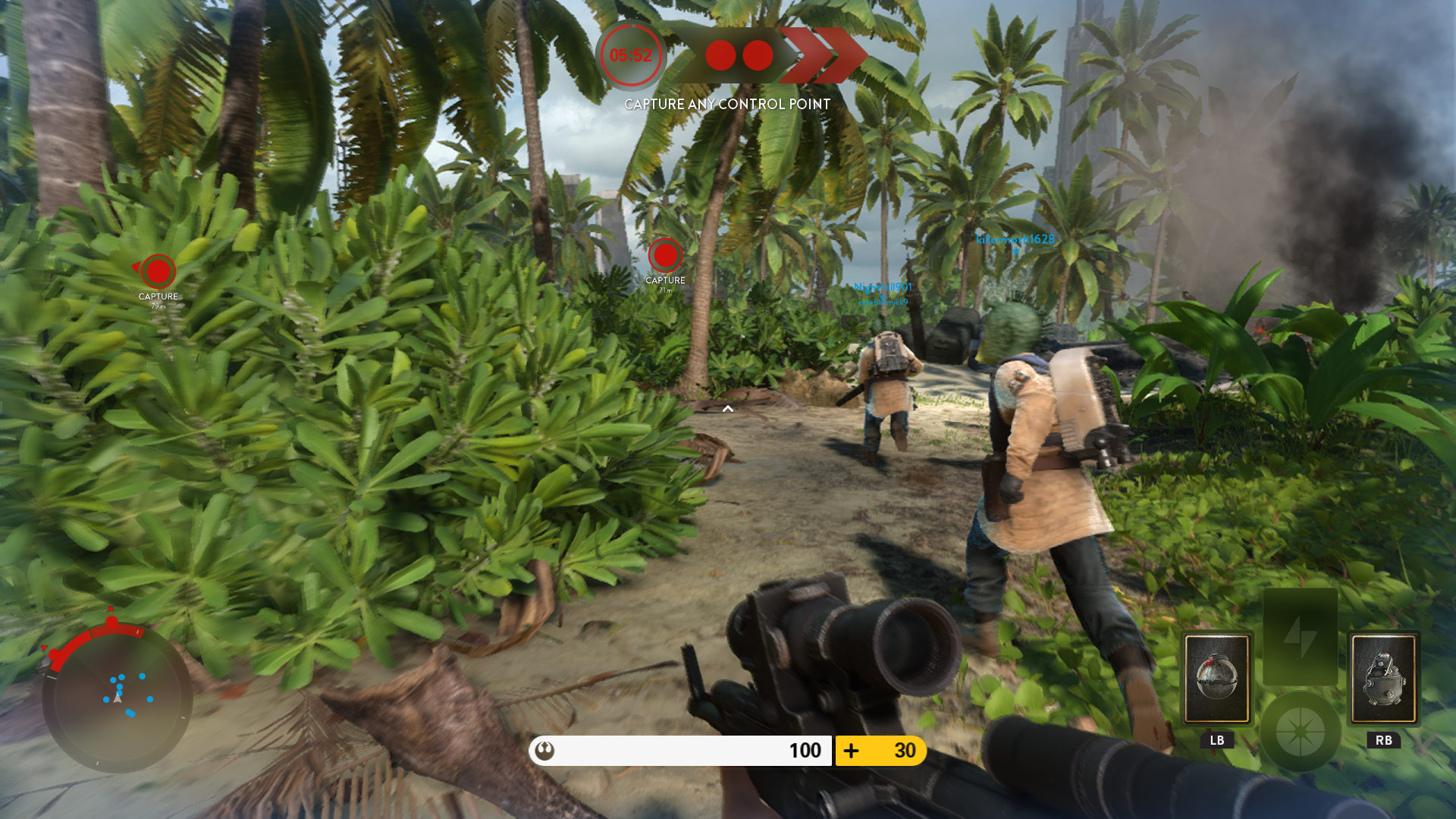 Star Wars Battlefront: Rogue One Scarif