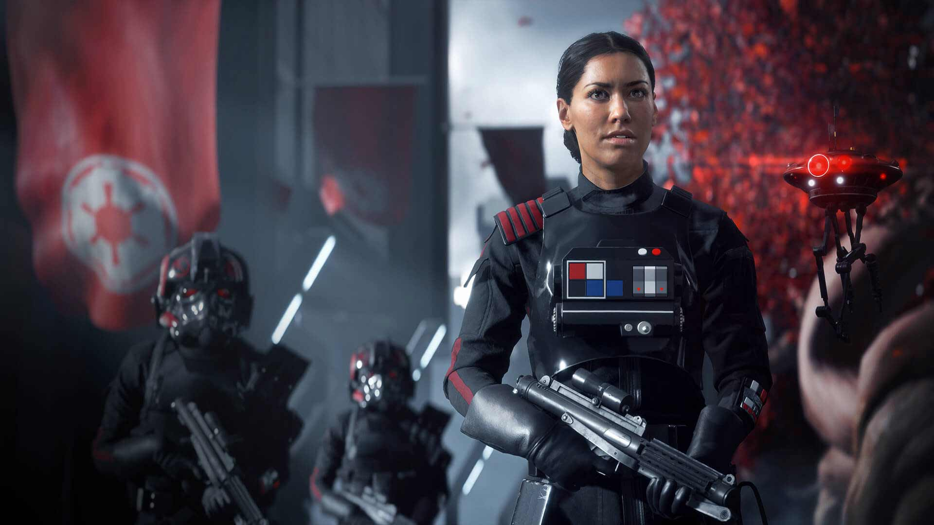 Star Wars Battlefront 2 Xbox Screenshot