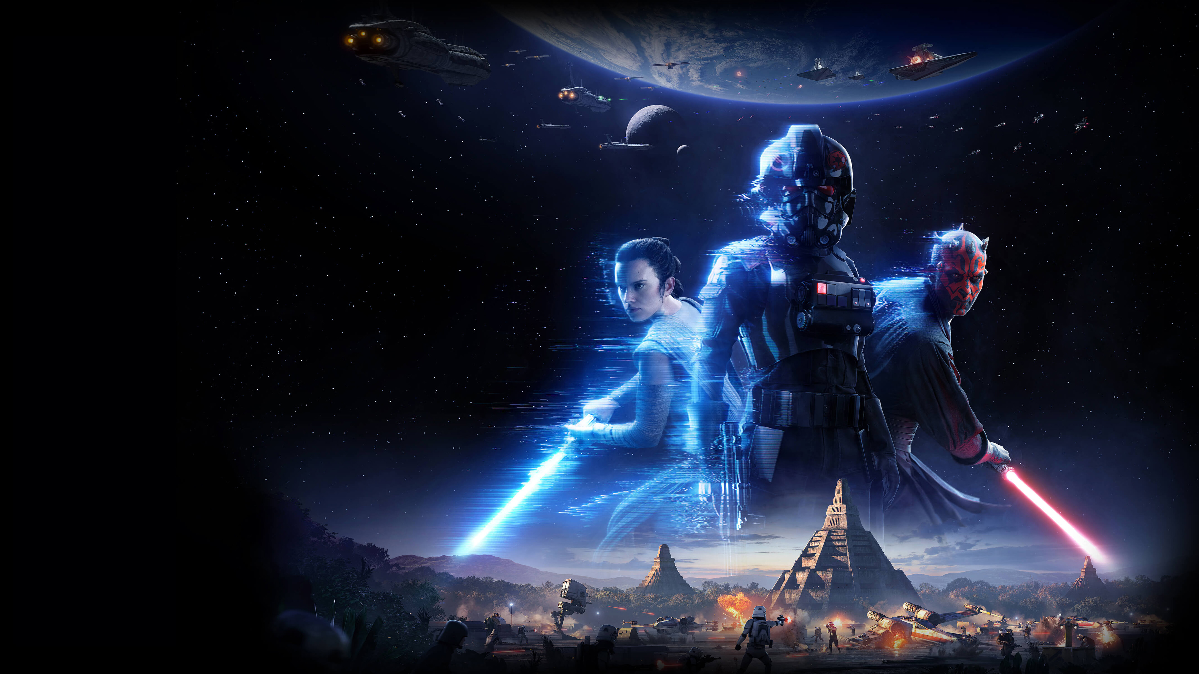Star Wars Battlefront 2 Install Size Screenshot