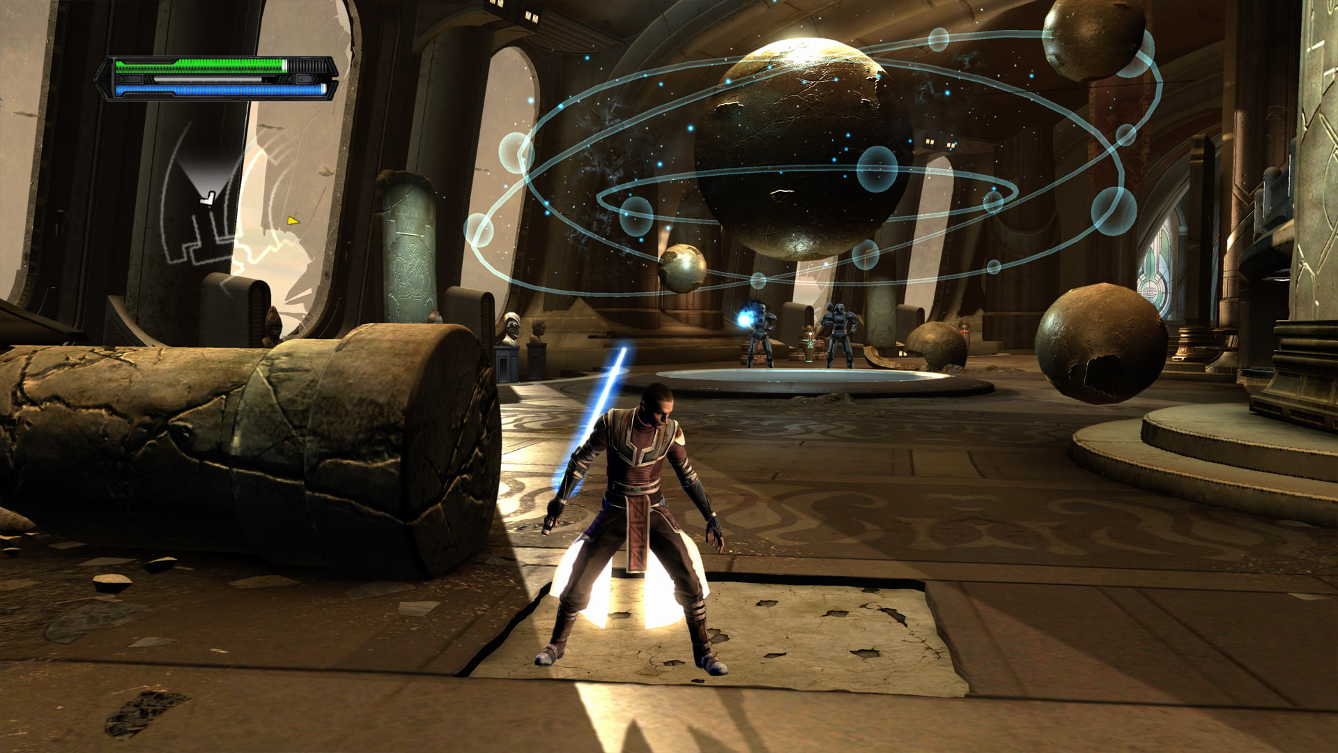 Star Wars: The Force Unleashed Xbox One Screenshot