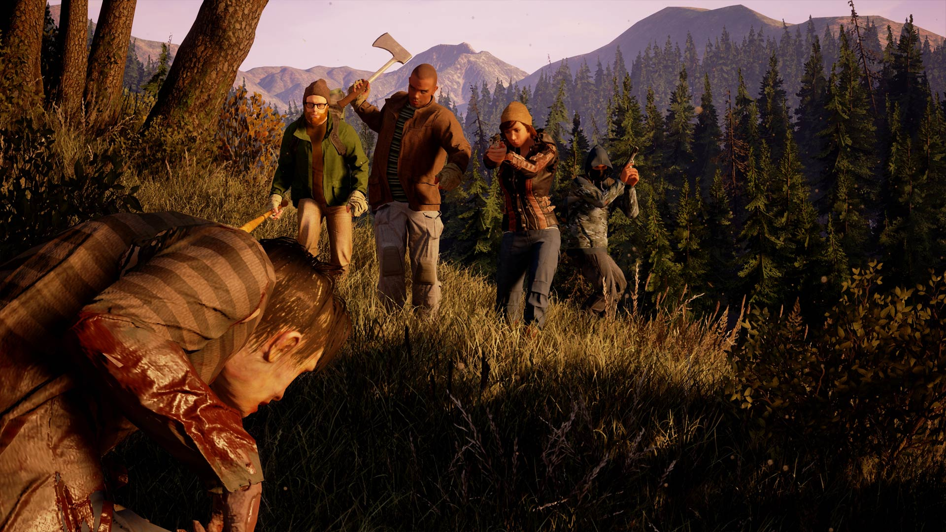State of Decay 2 survival Screenshot