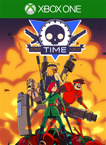 Super Time Force Box Art