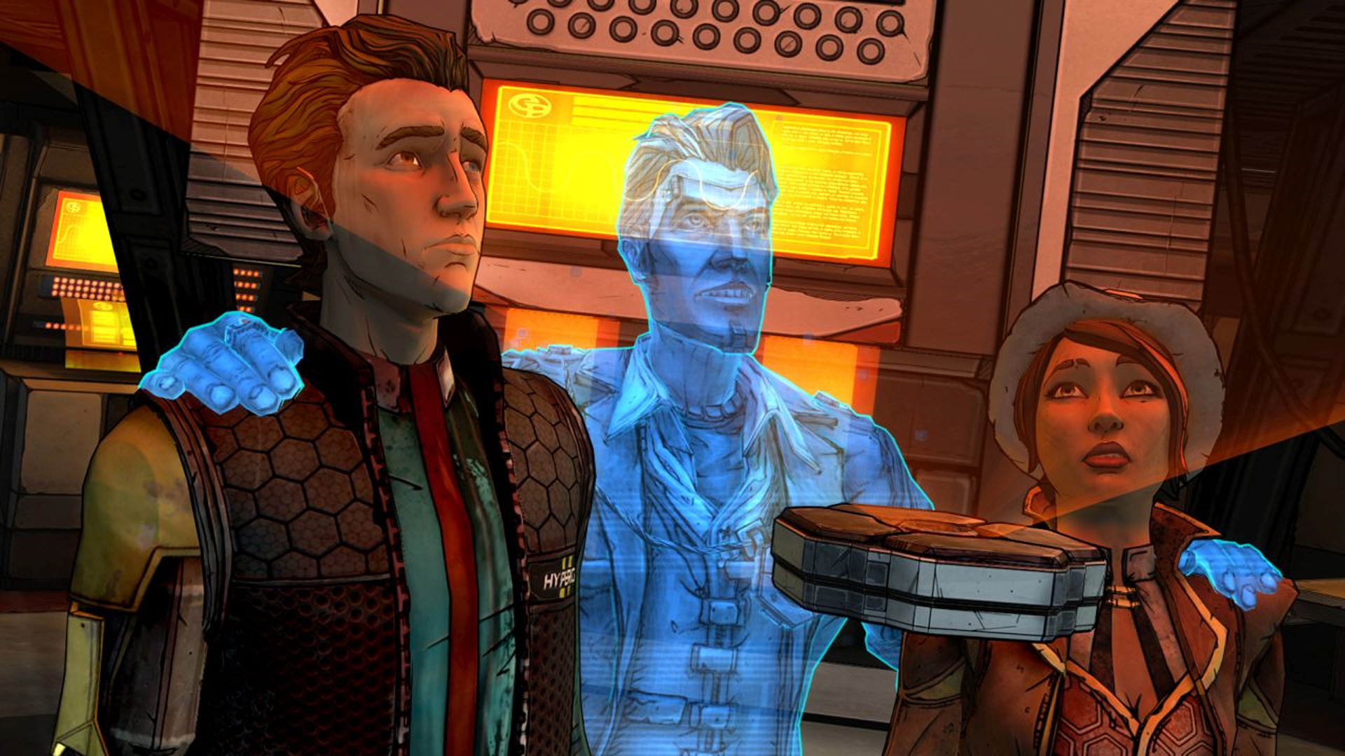 Tales from the Borderlands Episode 2: Atlas Mugged Screenshot
