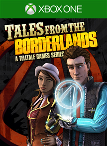 Tales from the Borderlands Xbox One Box Art