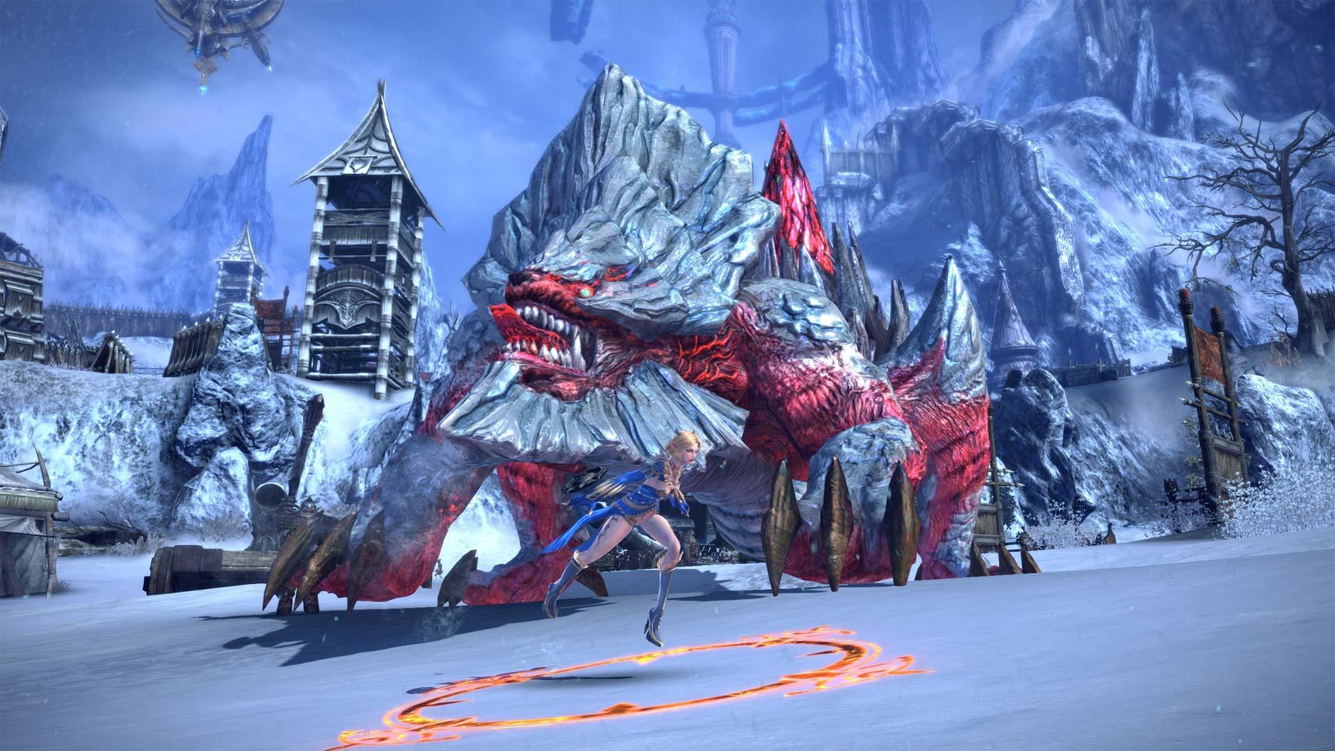 Tera Xbox One Screenshot