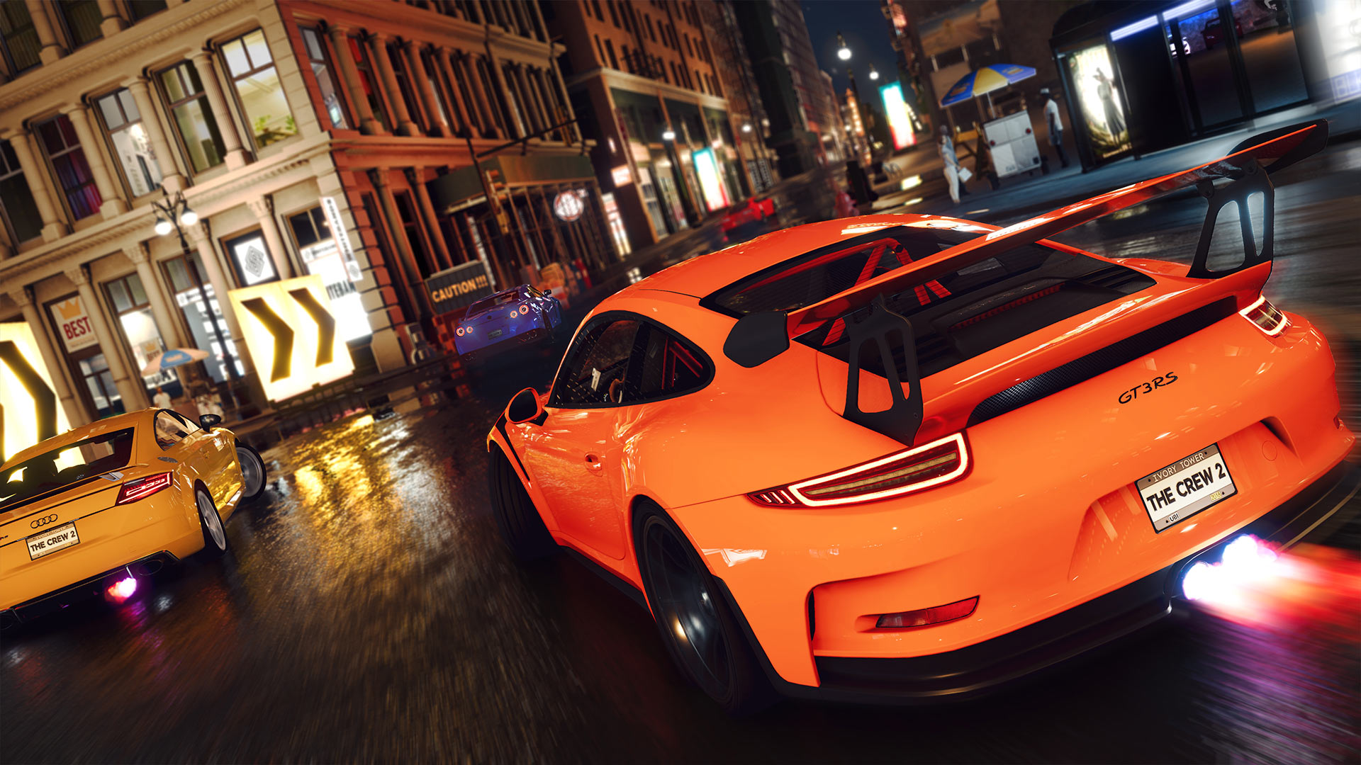 The Crew 2 Car Screenshots