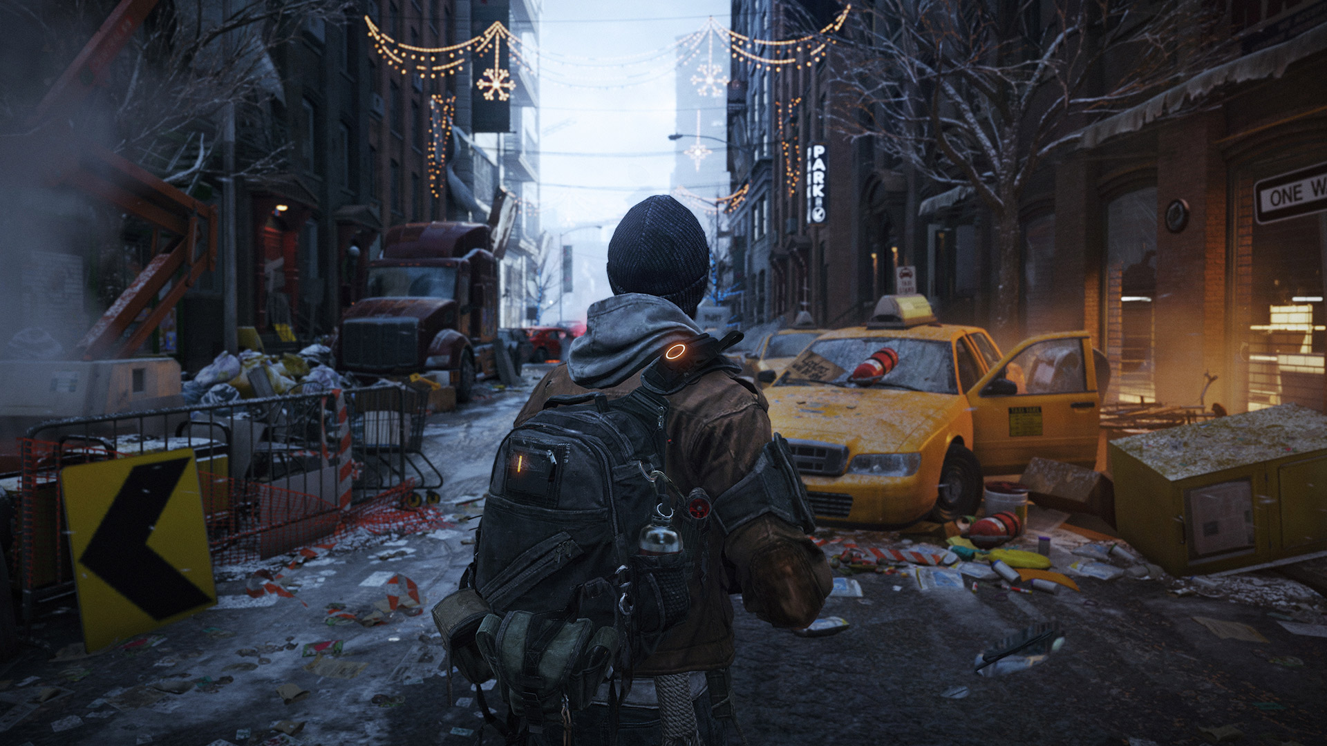 The Division Xbox One X Screenshot
