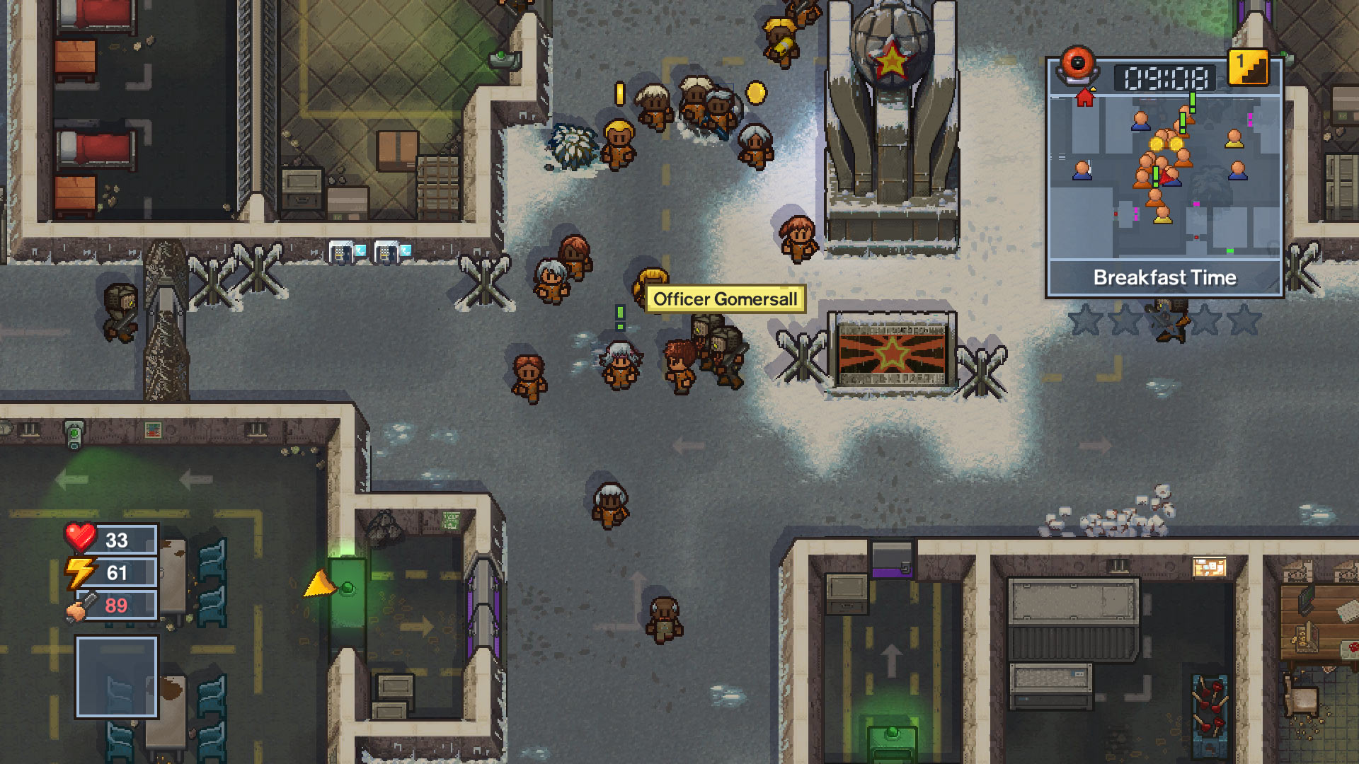 The Escapists 2 Nintendo Switch Screenshot