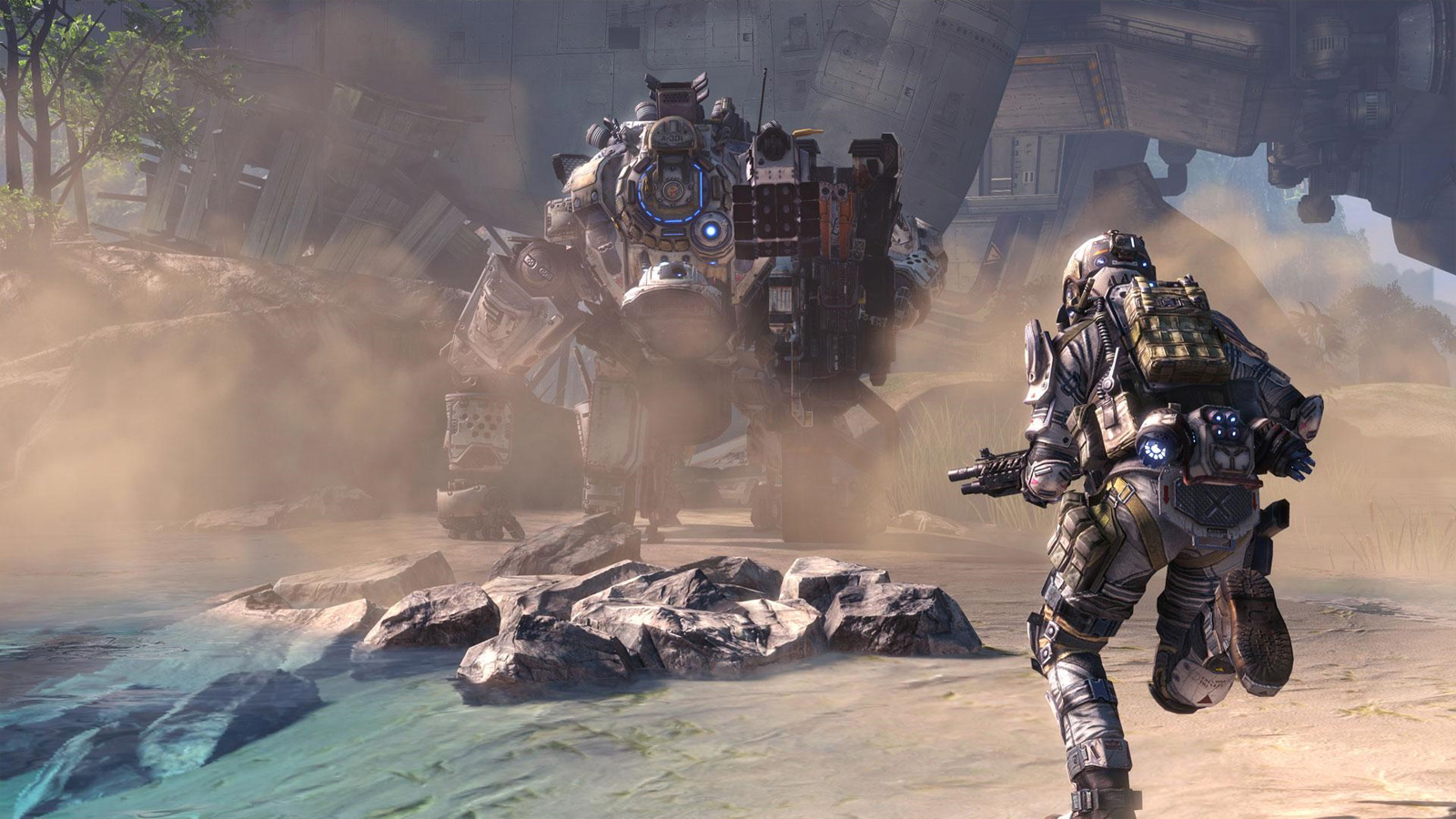 Titanfall Shooter of the Decade