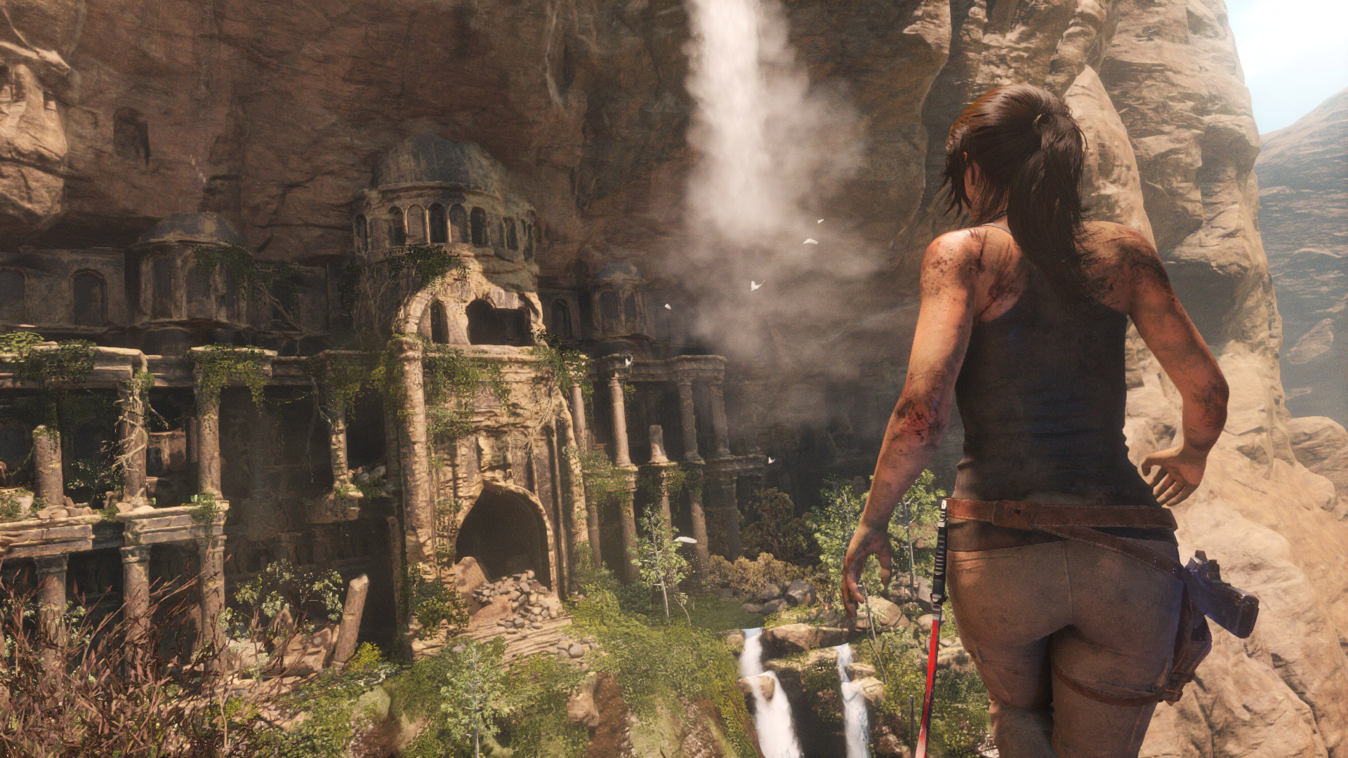 Rise of the Tomb Raider shown at E3 2015