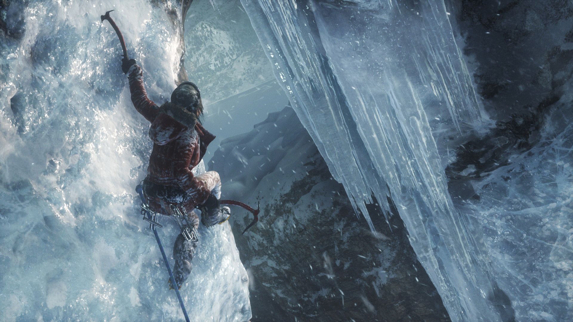Rise of the Tomb Raider Xbox Screenshot