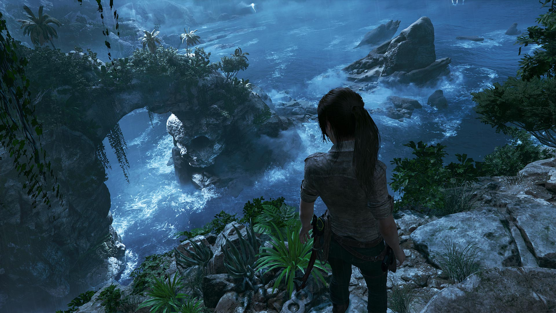 Shadow of the Tomb Raider Lara Screenshot