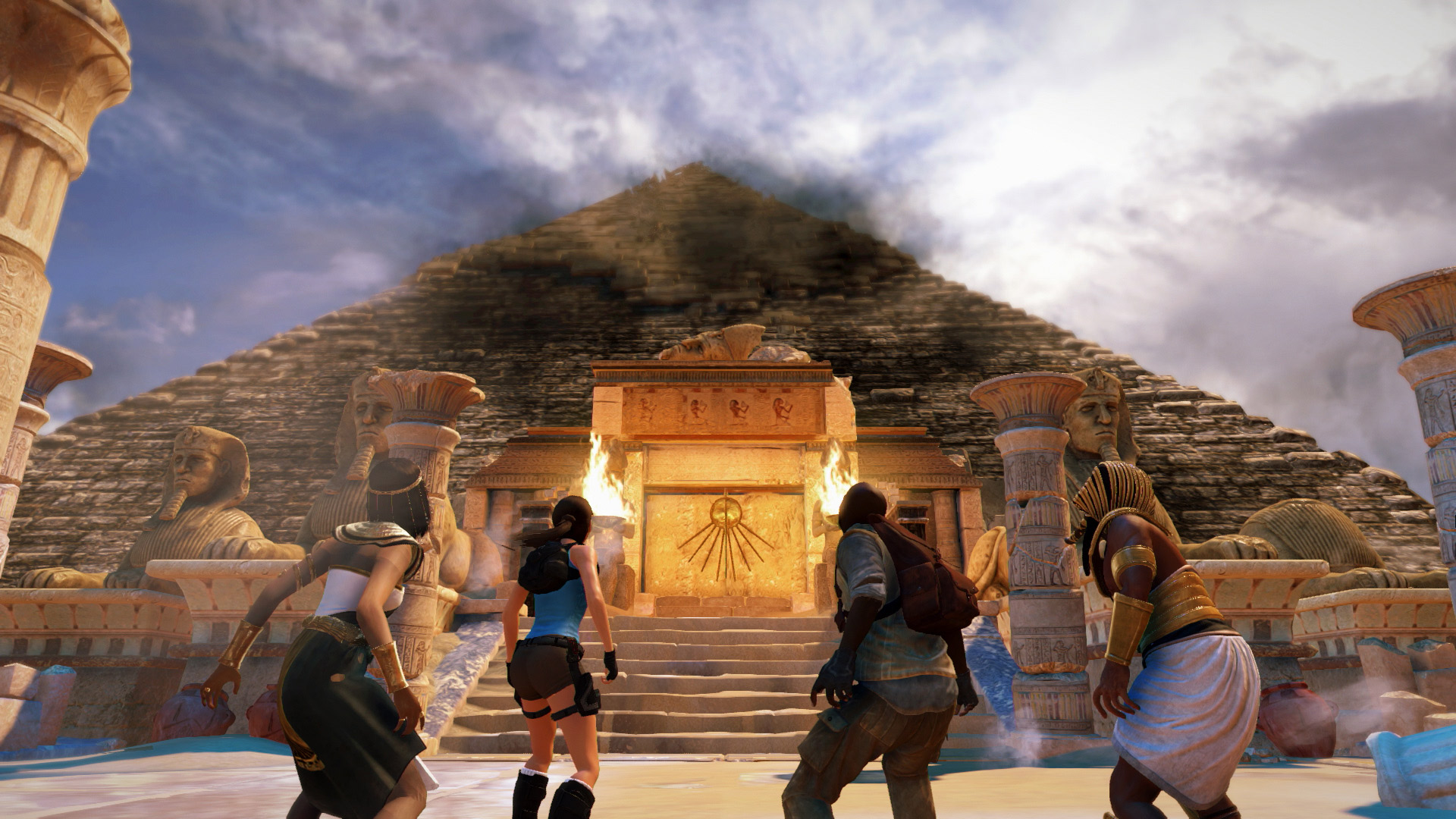Lara Croft and the Temple of Osiris Xbox One Screenshot
