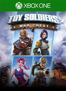 Toy Soldiers: War Chest Xbox One Box Art