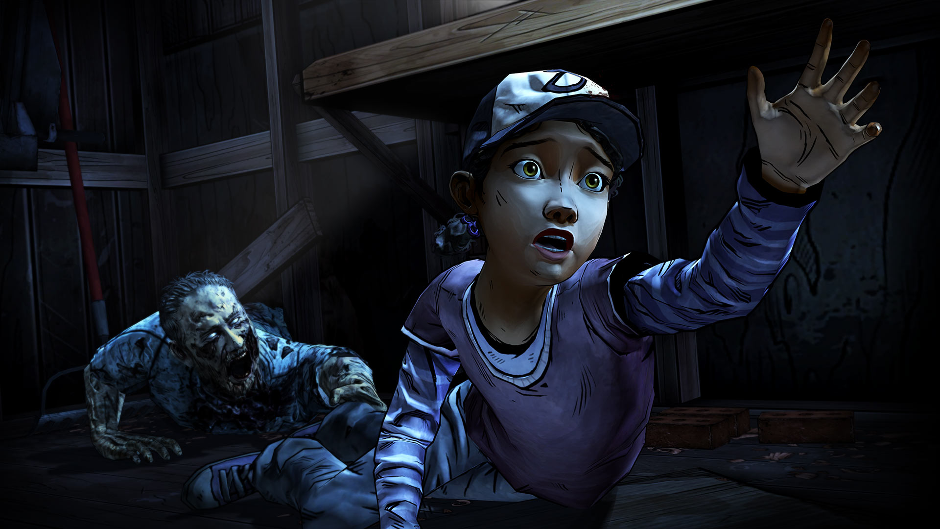The Walking Dead Season 2 Screenshot