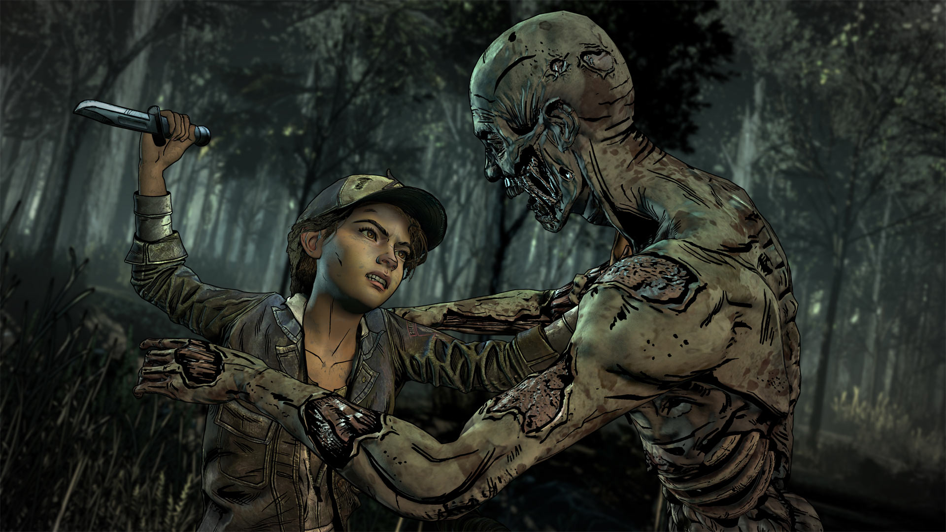 The Walking Dead: The Final Season Clementine Screenshot