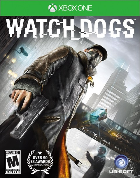 Watchdogs Box Art