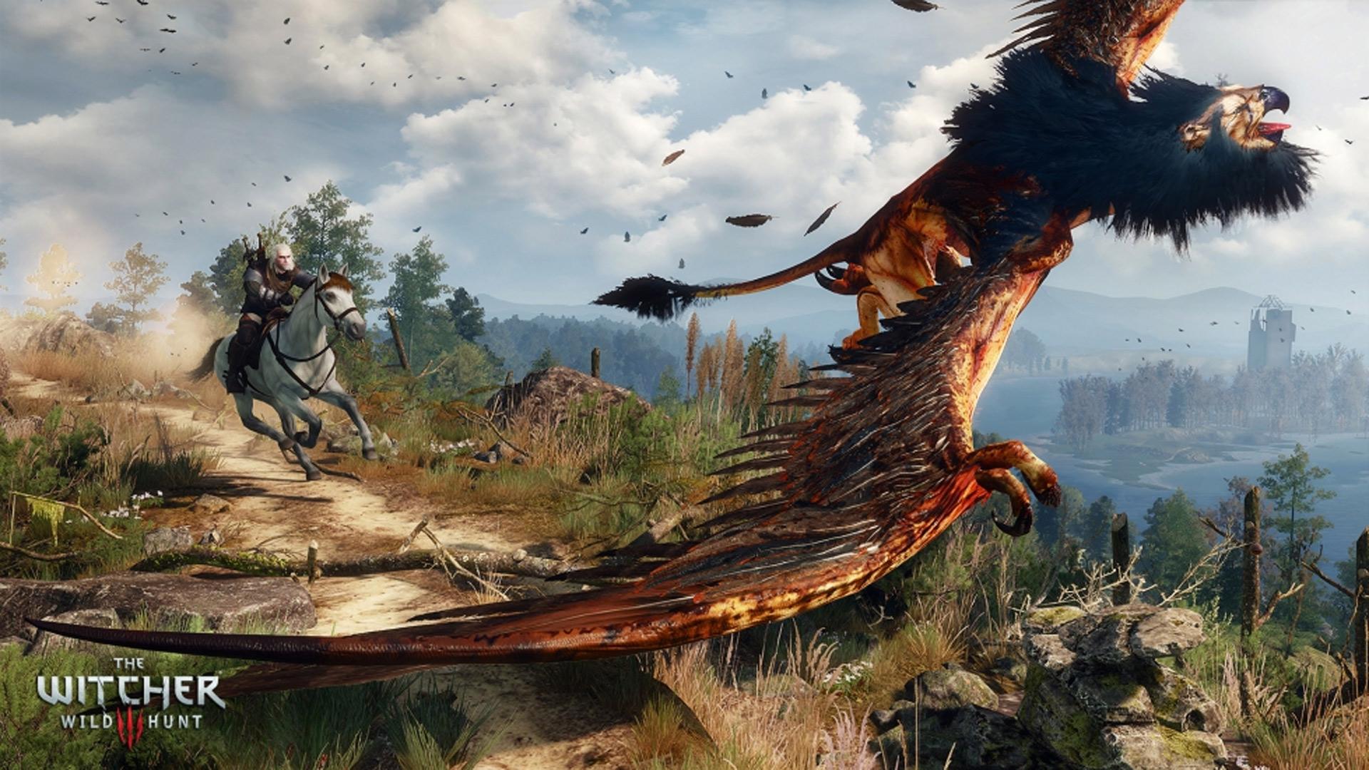 The Witcher 3 Xbox Screenshot