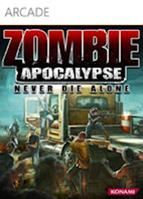 Zombie Apocalypse Never Die Alone Box Art