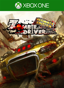 Zombie Driver Ultimate Edition Box Art