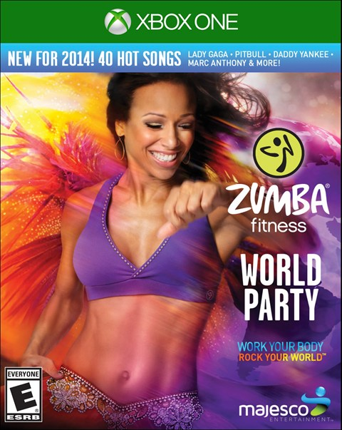 Zumba Fitness: World Party Box Art