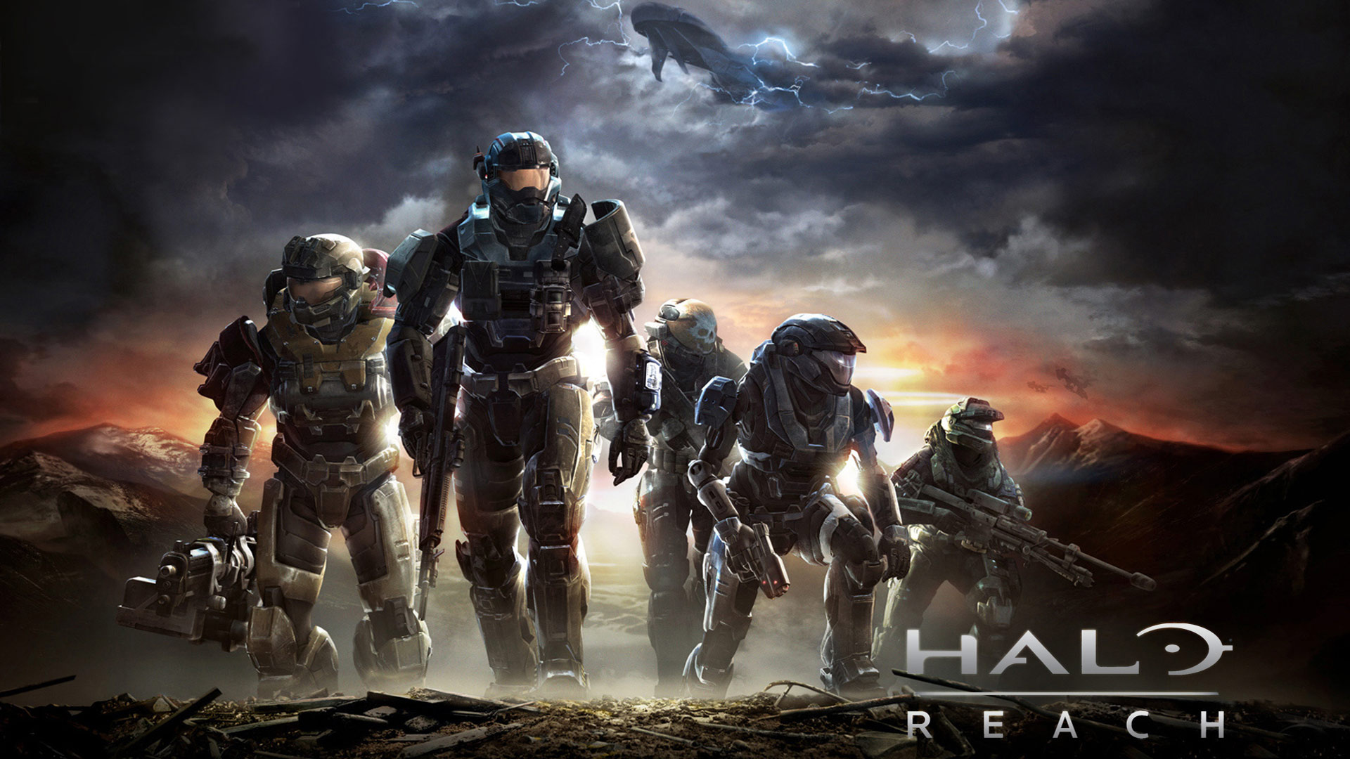 Halo Reach Wallpaper Xbox One