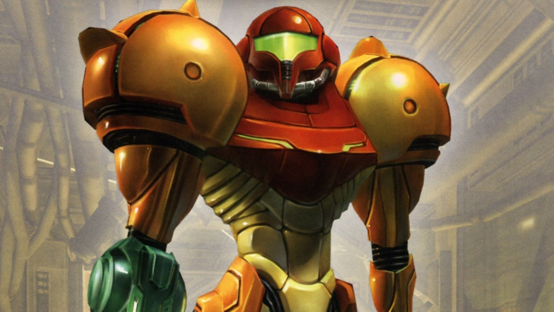 Metroid Prime Nintendo Switch