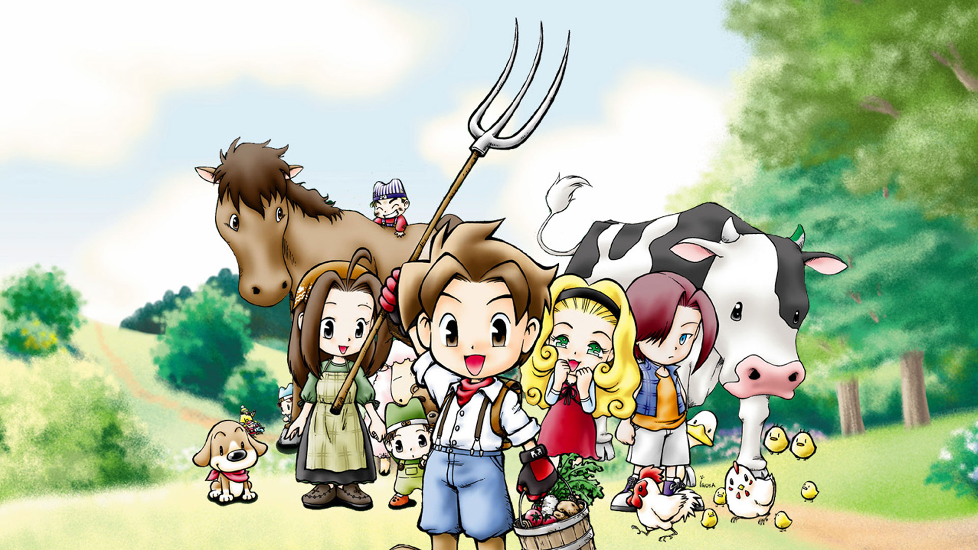 Harvest Moon Nintendo Switch
