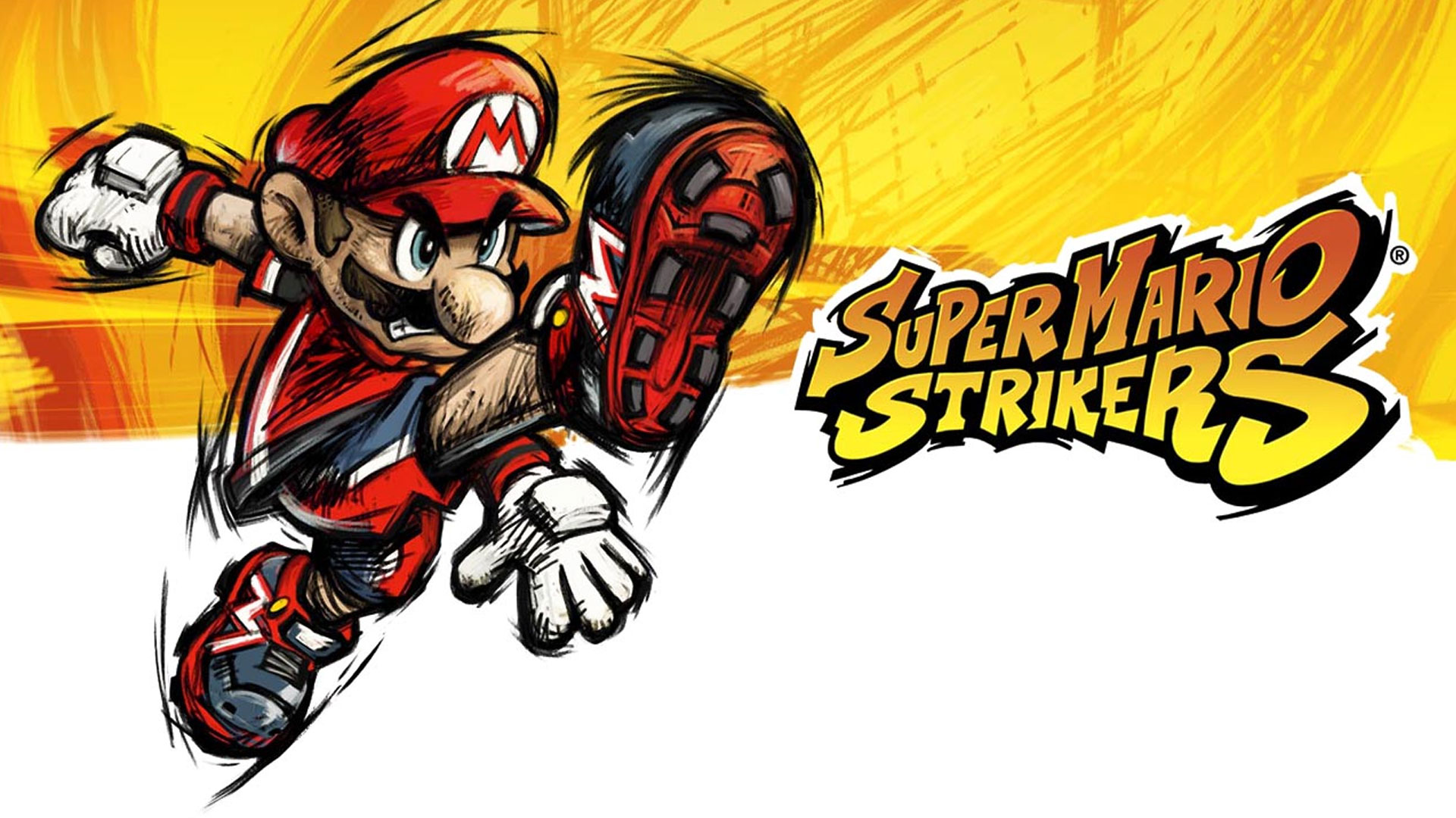 Super Mario Strikers Wallpaper Nintendo Switch