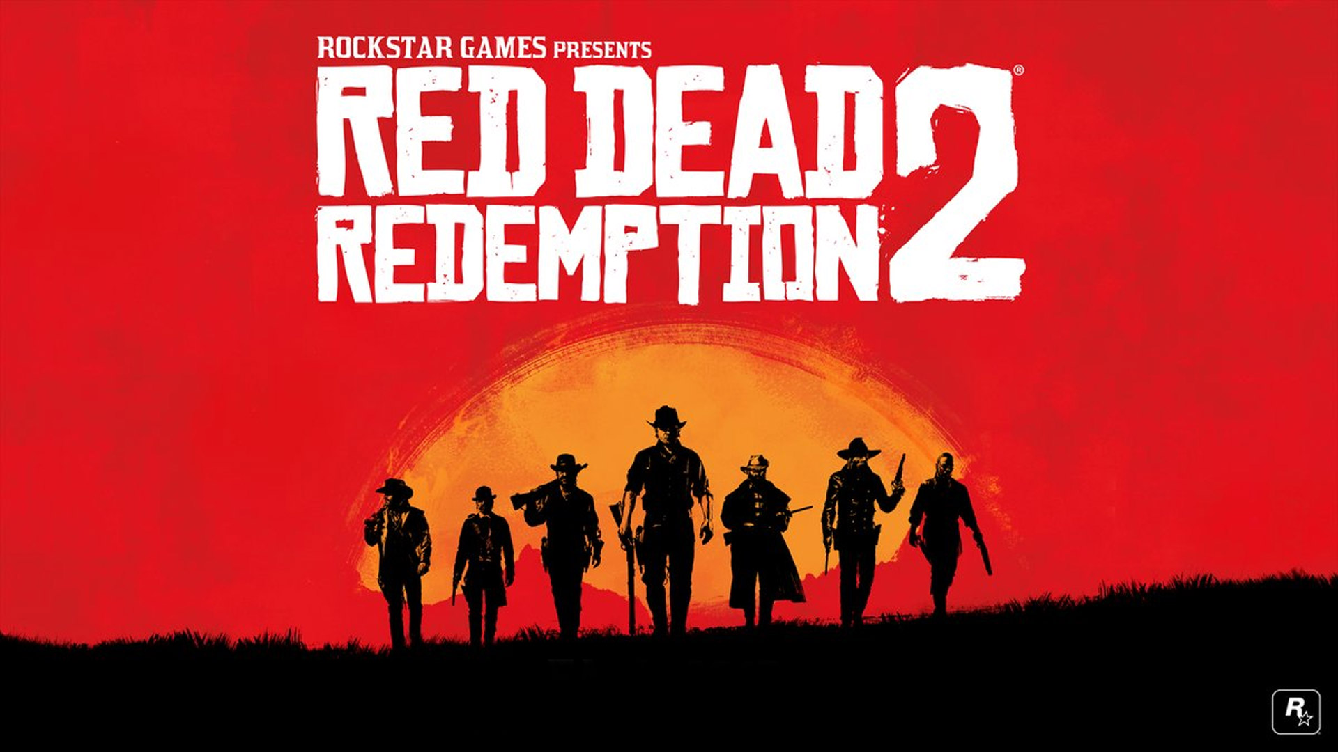 Red Dead Redemption 2 Wallpaper cover art