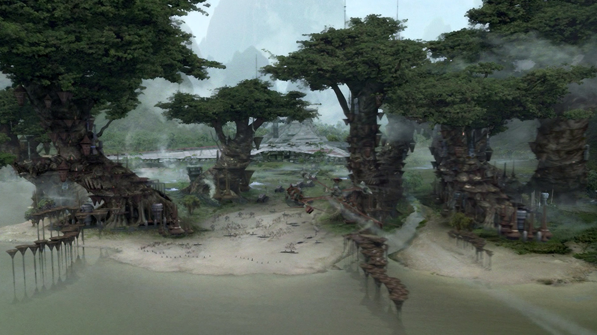 Star Wars Battlefront Kashyyyk