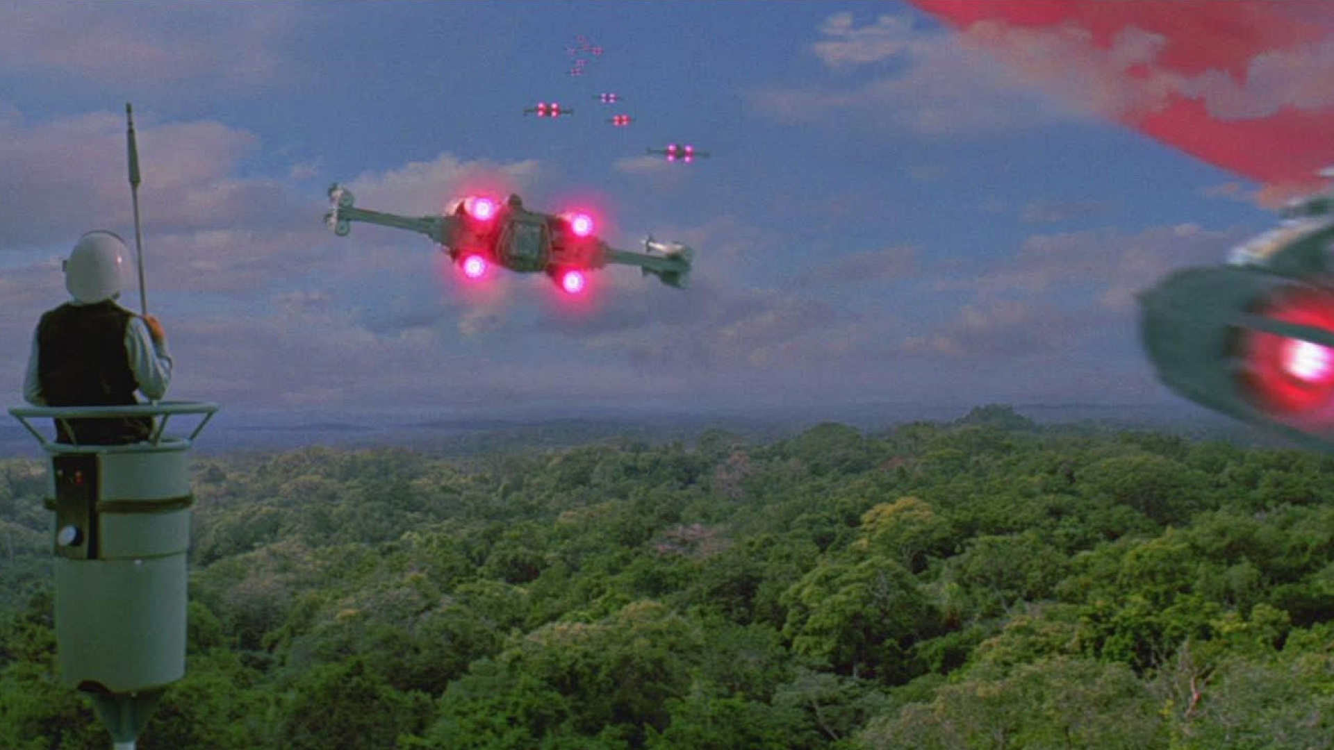Star Wars Battlefront Yavin 4