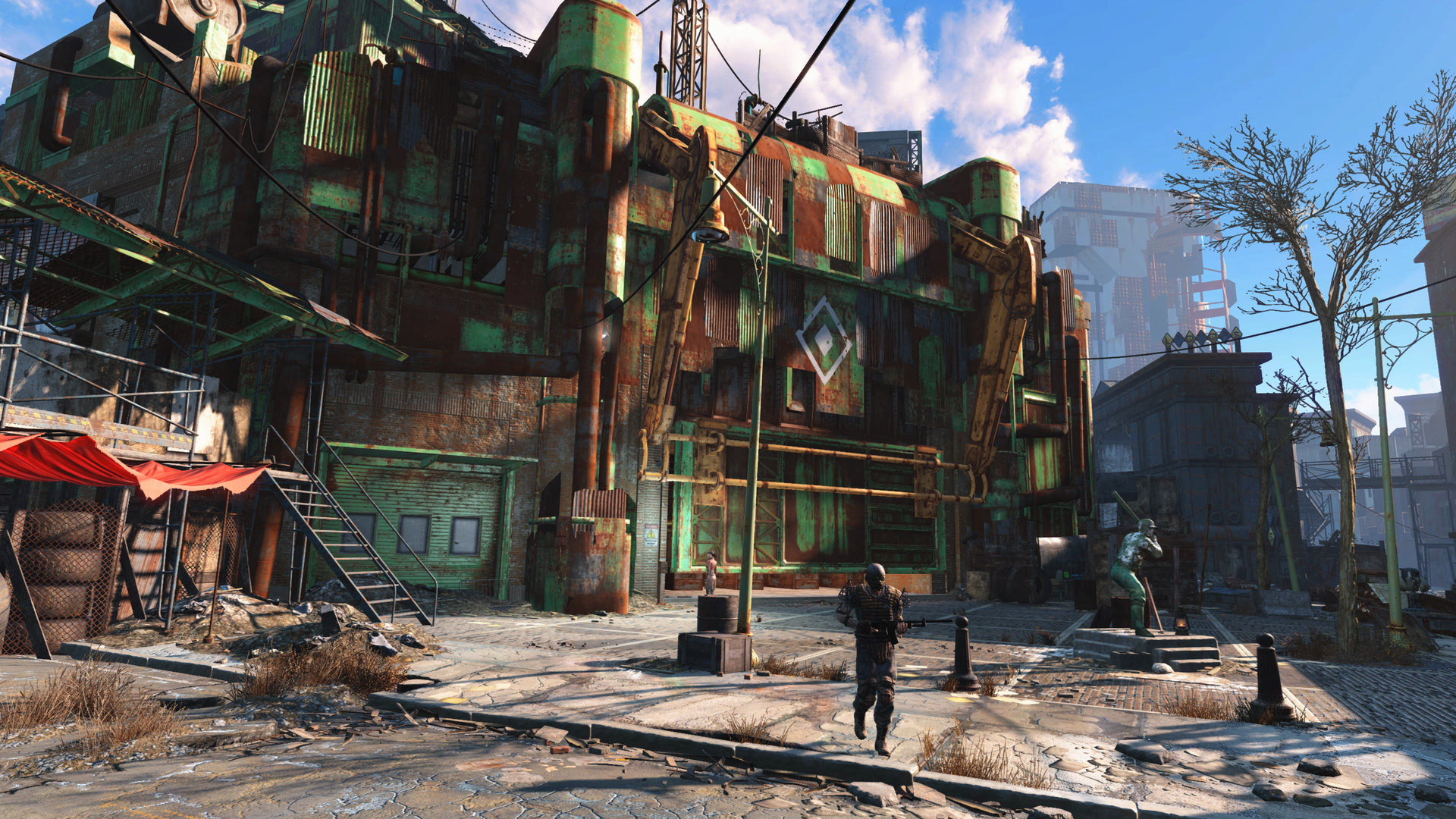 The Commonwealth Fallout 4